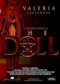 The Doll main cover