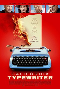 California Typewriter main cover