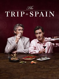 The Trip to Spain main cover