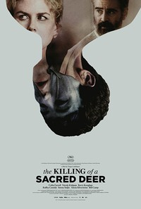 The Killing of a Sacred Deer main cover