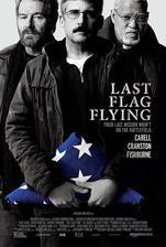 Last Flag Flying movie cover