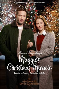 Karen Kingsbury's Maggie's Christmas Miracle main cover