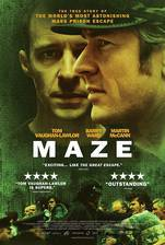 Maze movie cover