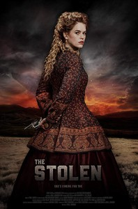 The Stolen main cover