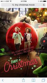 Tiny Christmas movie cover
