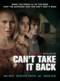 Can't Take It Back main cover