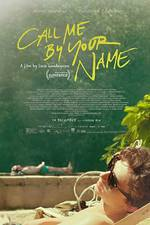 Call Me by Your Name movie cover