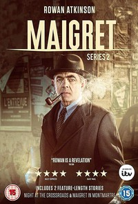 Maigret in Montmartre main cover