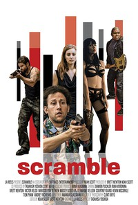 Scramble main cover