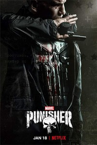 The Punisher movie cover