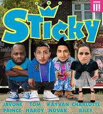 sticky movie cover