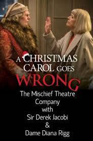 A Christmas Carol Goes Wrong main cover