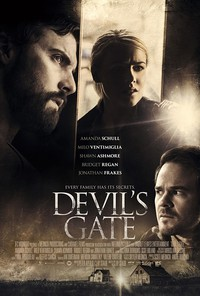 Devil's Gate main cover