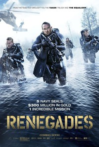 Renegades main cover