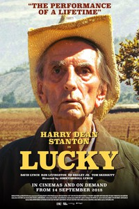 Lucky main cover