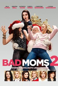 A Bad Moms Christmas main cover