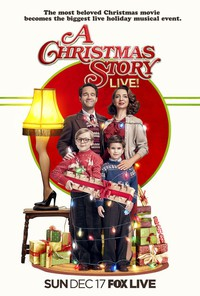 A Christmas Story Live! main cover