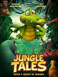 Jungle Tales main cover