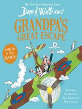 Grandpa's Great Escape movie cover