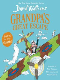 Grandpa's Great Escape main cover