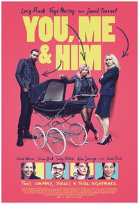 You, Me and Him main cover
