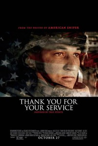 Thank You for Your Service main cover