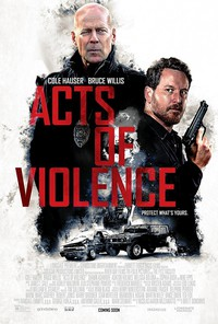 Acts of Violence main cover