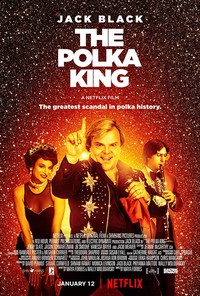 The Polka King main cover