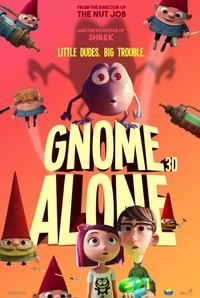 Gnome Alone main cover