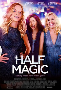 Half Magic main cover