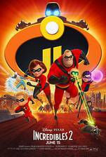 Incredibles 2 movie cover