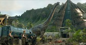 Jurassic World: Fallen Kingdom movie photo