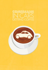 Comedians in Cars Getting Coffee movie cover