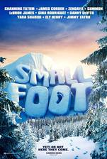 Smallfoot movie cover