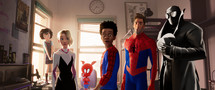 Spider-Man: Into the Spider-Verse movie photo