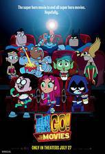Teen Titans Go! To the Movies movie cover