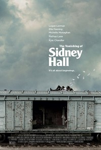 The Vanishing of Sidney Hall main cover