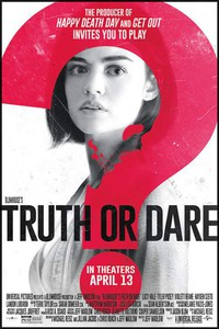 Truth or Dare main cover