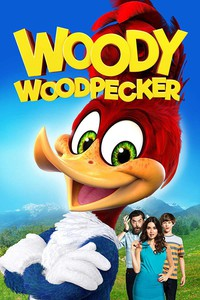 Woody Woodpecker main cover