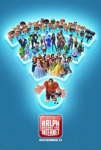 Ralph Breaks the Internet: Wreck-It Ralph 2 main cover
