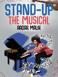 Stand Up the Musical by Aadar Malik main cover
