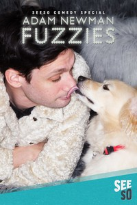 Adam Newman: Fuzzies main cover