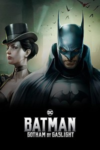 Batman: Gotham by Gaslight main cover