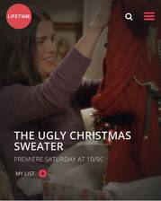 The Ugly Christmas Sweater movie cover