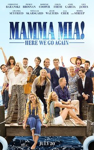 Mamma Mia! Here We Go Again main cover