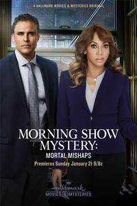 Morning Show Mystery: Mortal Mishaps main cover