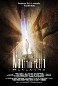 The Man from Earth: Holocene main cover
