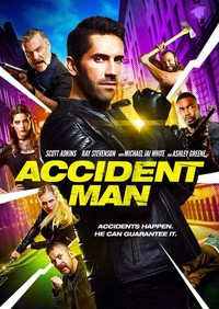 Accident Man main cover