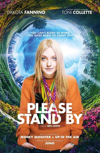 Please Stand By main cover