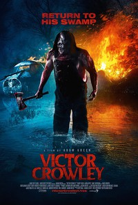 Victor Crowley main cover